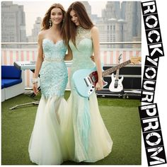 Girls Rock for Prom