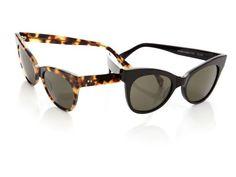 KAMALIKULTURE Cat-Eye Sunglasses from Council of Fashion Designers of America on OpenSky
