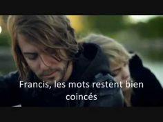 Francis - Coeur de Pirate (clip et paroles/video and lyrics) (Translation)--She has an AMAZING VOICE.