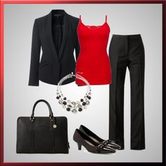 """""""Power suit"""" by tsartin001 on Polyvore"""
