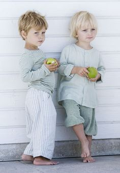 . kids fashion, danish, kid clothing, stripe, appl