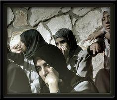 Sorrow - somewhere, West Bank