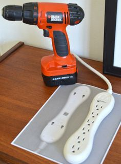 Smart & Simple Tip: How To Use a Scanner to Make Wall Mounting Quick & Easy....BRILLIANT