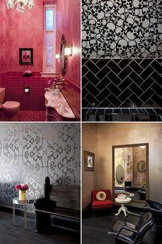 VINTAGE & CHIC: decoración vintage para tu casa · vintage home decor: Y yo con estos pelos (o de la peluquería más bonita que existir pueda) · An amazing hair salon