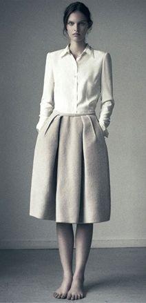 Lisa Verberght- classic minimalism