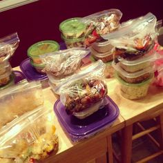 make life easier, clean eating, meal prep, advocare recipes, food