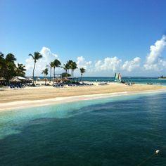Palomino Island at El Conquistador Resort & Las Casitas Village. Puerto Rico. ElConResort.com