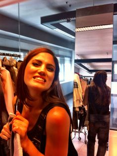 Mary, Mary, BOO :) #backstage #Get_the_Look #Fashion_Friday #BSB_FW14 #new #collection #photoshooting