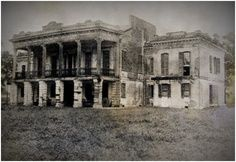 Abandoned plantations | Abandoned Buildings, Castles, Plantations, Etc!
