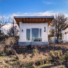 tiny cabin micro community in texas 0001 600x600   4 Couples Build Their Own Tiny Cabin Micro Community