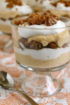 pumpkin mousse trifles by annieseats, via Flickr
