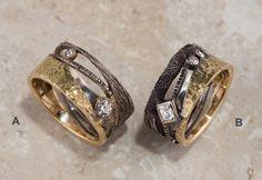 Kim Maitland Wedding Rings