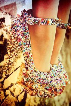 Spiked heels. #EmpireGirls #Inspiration