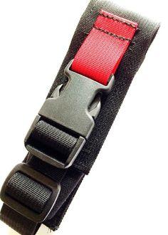 Black Tactical Combat Medic Paramedic Epipen by TacticalTextile, $24.99