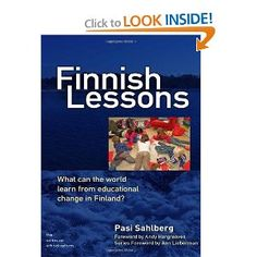 Finnish Lessons - want to read