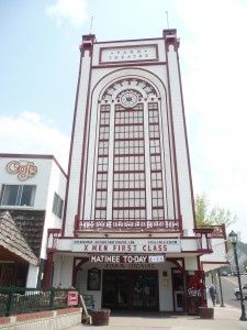 Check out the Historic Park Theater in #EstesPark, #Colorado.