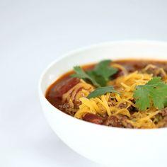 How to Make Crock-Pot Chili   MyRecipes.com