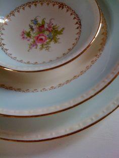 <3 vintage china