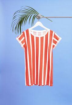 tee-shirt palm