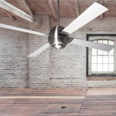 The Modern Fan Company Gusto Ceiling Fan