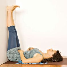 yoga moves for insomnia, stress, and pain relief. this will help very very much.