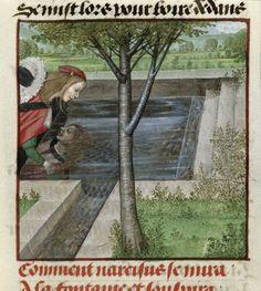 Guillaume de Lorris and Jean de Meun Roman de la Rose OriginNetherlands, S. (Bruges) Datec. 1490-c. 1500 LanguageFrench