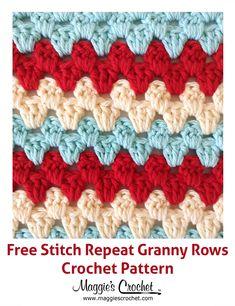 Stitch Repeat Granny...