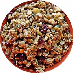 Homemade Granola by KarenCooks