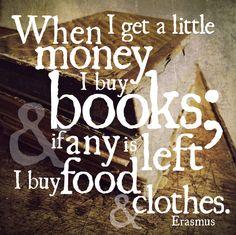 when i get a little money ... #books