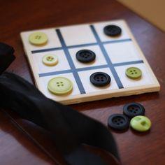 Easy DIY tic tac toe