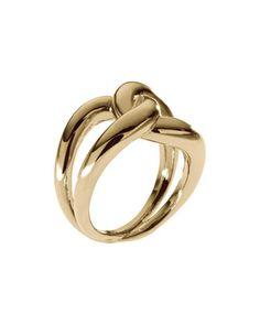 bling, fashion, cloth, accessori, dress, love knot, michael kors, knot ring, closet
