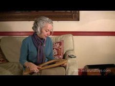 Sarah Baldwin, Waldorf early childhood teacher and owner of Bella Luna Toys, explains what a pentatonic lyre (also known as a kinder lyre or kinder harp) is, how it is used in Waldorf education, and how to tune one.