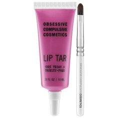 Color of the Year inspiration: Obsessive Compulsive Cosmetics Lip Tar -Matte in Hoochie #Sephora #sephorapantone #coloroftheyear @PANTONE COLOR