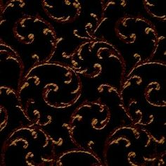 Classic Scroll Merlot #romanshades #windows #windowtreatments #scroll #traditionalscroll #pattern #fabric #textures