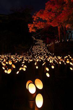 Tikuraku Festival, Oita, Japan
