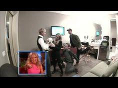 Kristin Chenoweth Gets Dance Dared
