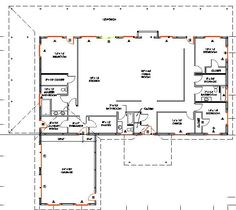 Home building on pinterest metal homes morton building for 40x80 metal building plans