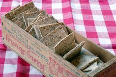 Gluten Free Wheat Thins