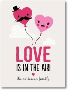 cute Valentine's day card!