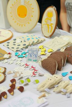 Renegade Craft Fair London by decor8, via Flickr