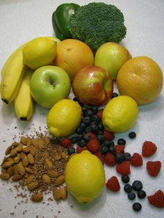 Good #detox diet foods.