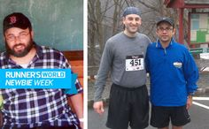 How Running Changed Me: Pesach Sommer - He lost 100 pounds, got control of his type 2 diabetes and became a Boston Marathoner.