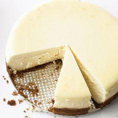 Classic Cheesecake Recipe - Delish.com