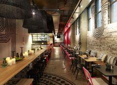 Mejico Restaurant Bar by Juicy Design Sydney Australia 04 Méjico Restaurant & Bar by Juicy Design, Sydney   Australia
