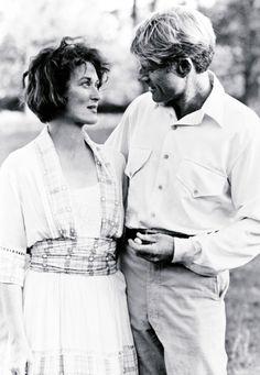 Streep & Redford