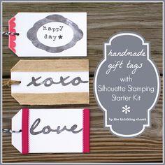 Handmade Gift Tags w