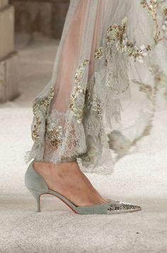 Truly Elegant Shoes Make Me Happy