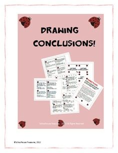 Drawing Conclusions Game