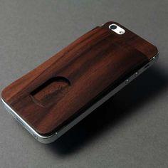 Killspencer iPhone 5 Precision Pocket Rosewood Case