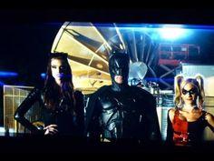 ▶ BAT ROMANCE [Batman Original MUSIC VIDEO] Dark Knight Rises Lady Gaga Bad Romance Parody - YouTube